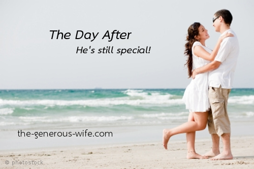 The Day After - He's still special!