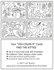 Etsy: Doodles From The Heart