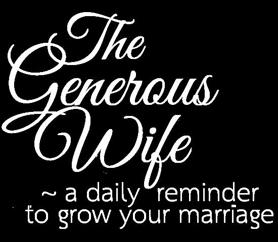 The Generous Wife