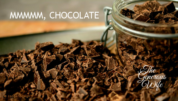 Mmmmm, Chocolate - Comment to enter to win chocolate!