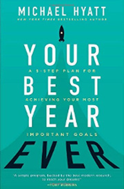 Amazon affiliate link: Your Best Year Ever