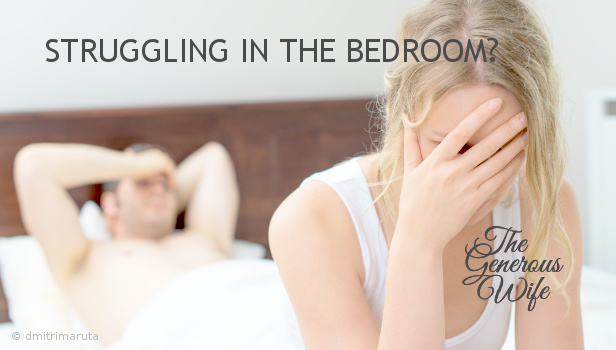 Struggling in the Bedroom? - Look through these helpful resources.