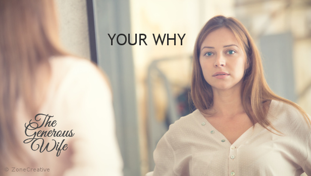 Your Why - Be kind because that is a life choice you make.