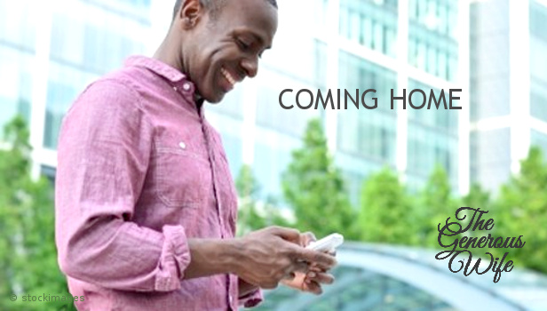 Coming Home - Use technology to build your marriage.