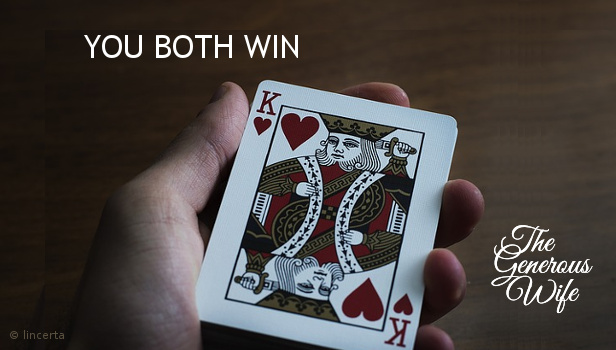 You Both Win - Invite your husband to play a private game.